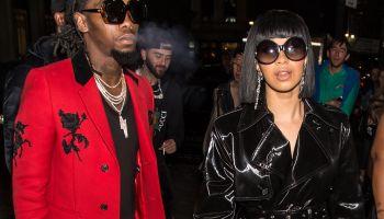 Celebrity Sightings in New York City - September 11, 2017