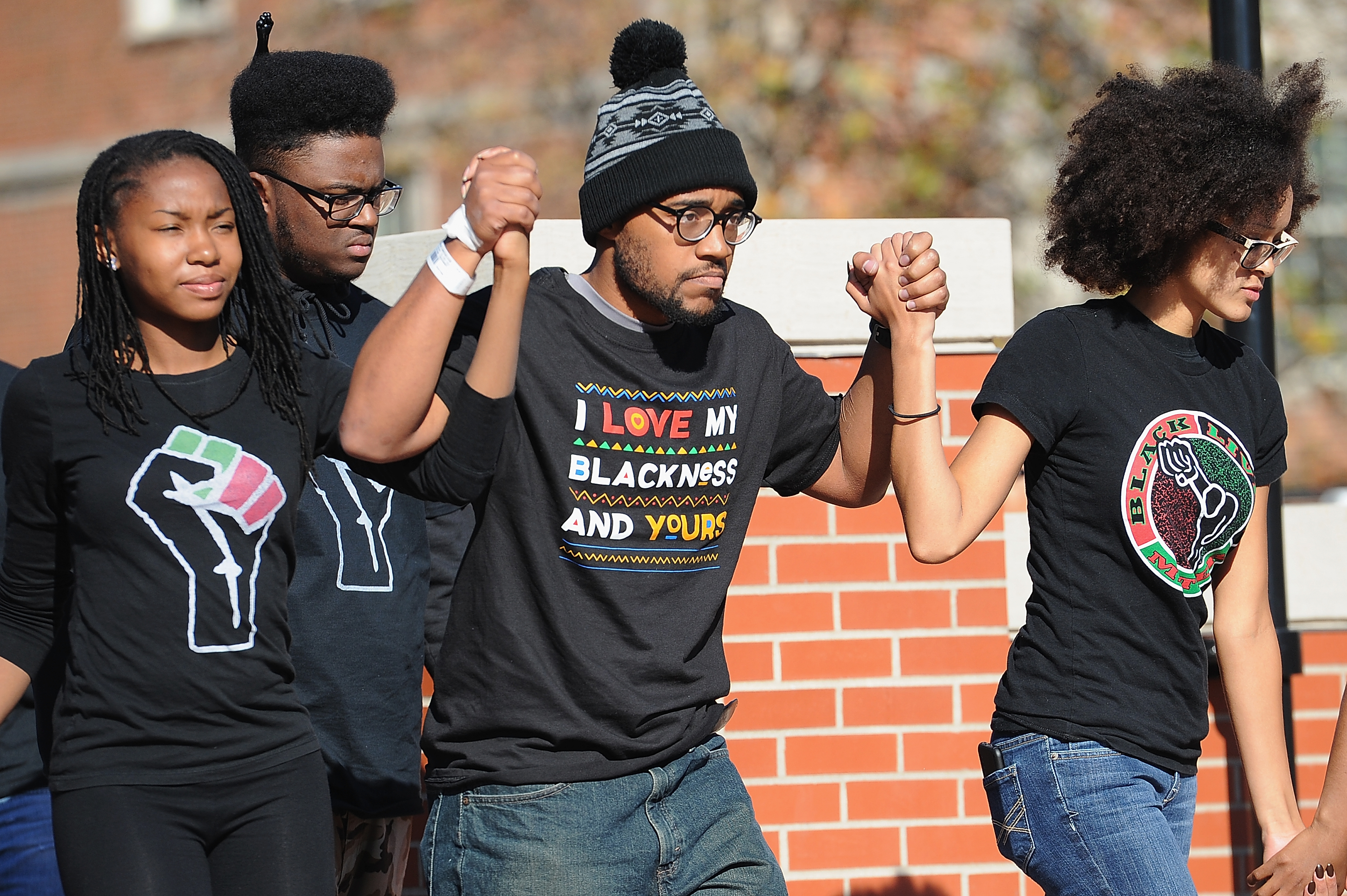 University of Missouri President Resigns As Protests Grow over Racism