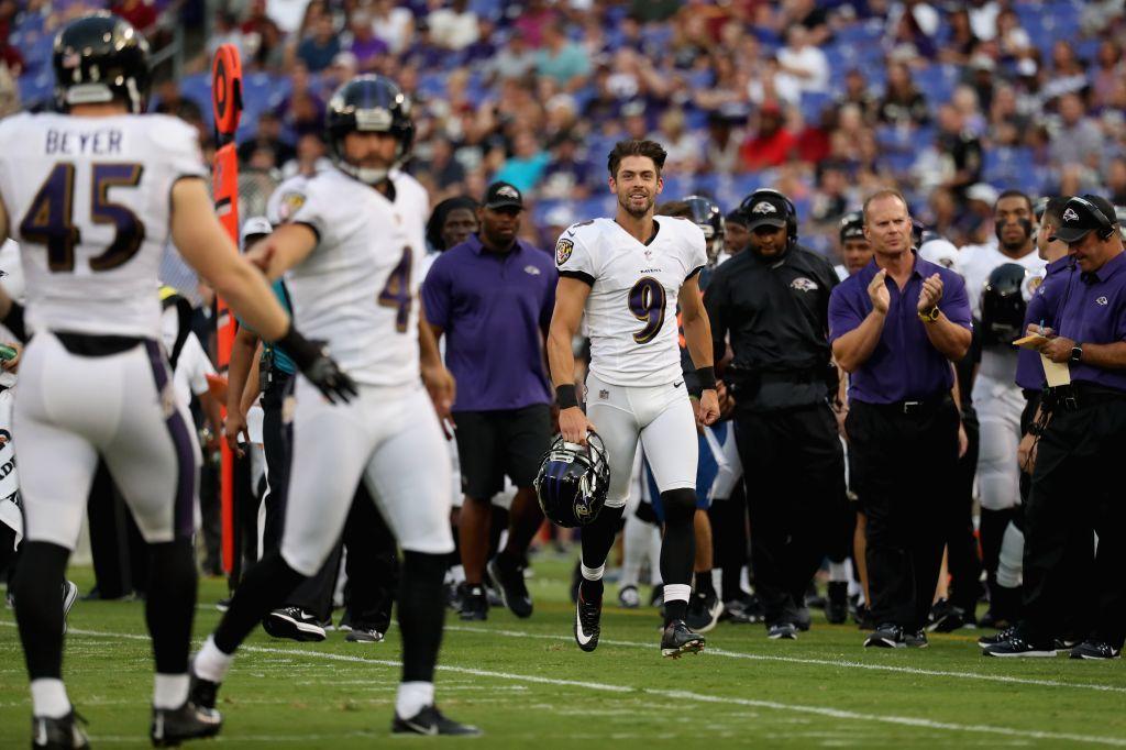 Washington Redskins v Baltimore Ravens
