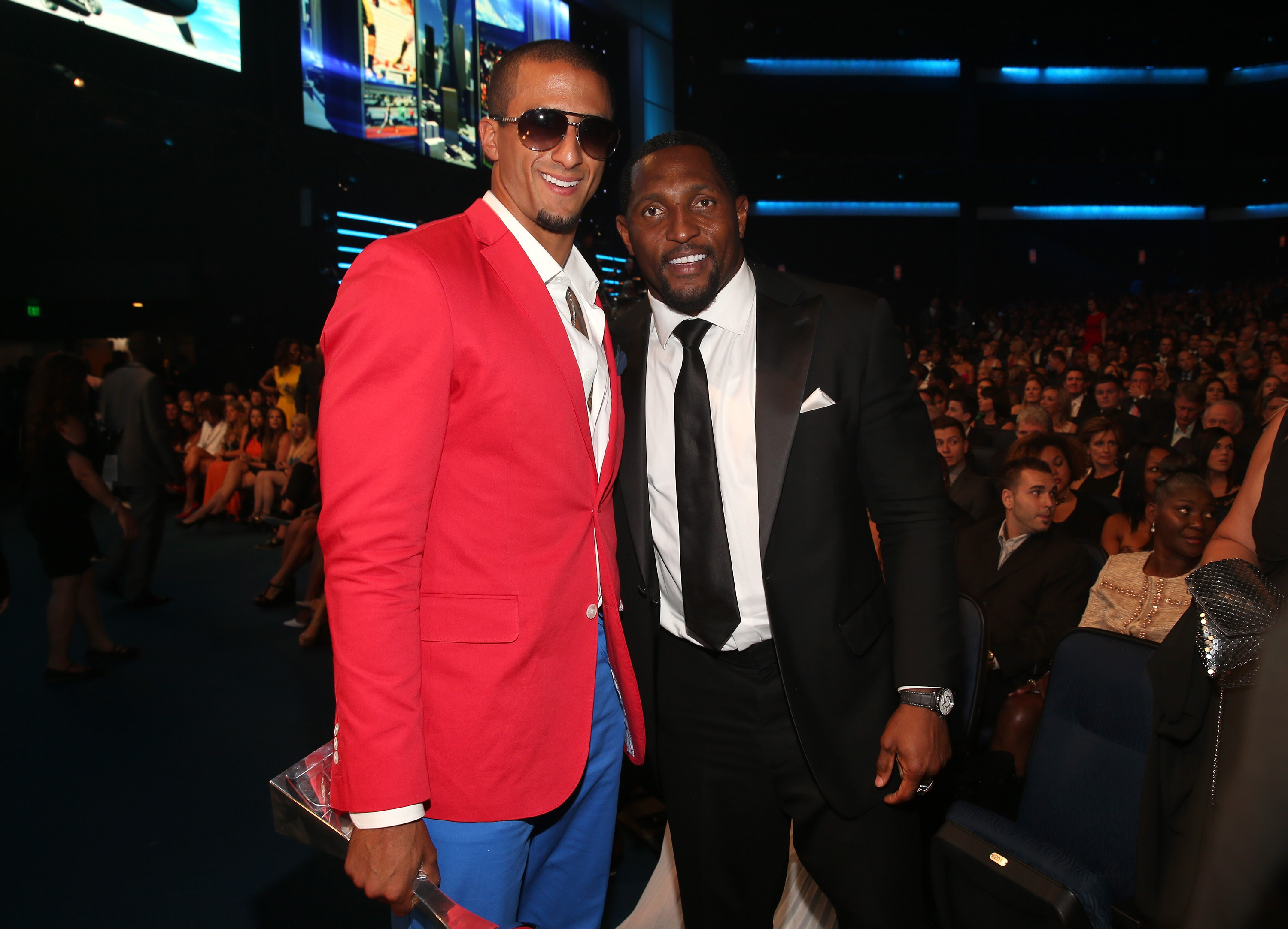 The 2013 ESPY Awards - Audience