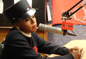 janelle monae at 92Q