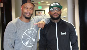 Royce Da 5'9 at 92Q with AJ Showtime