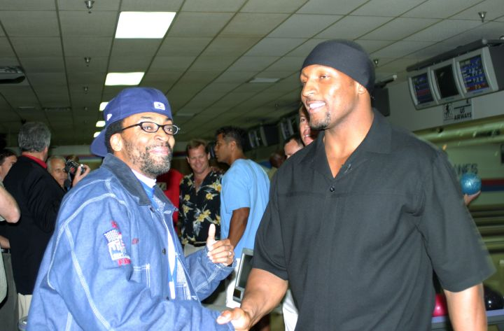 Ray Lewis Foundation Celebrity Bowling Match