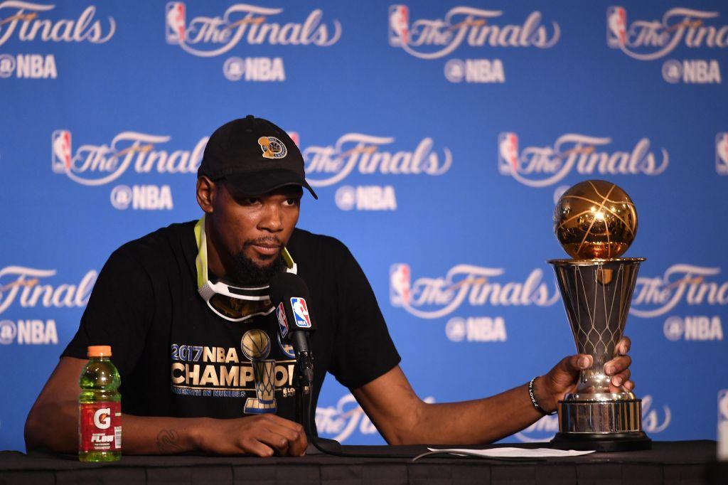 2017 NBA Finals - Game Five