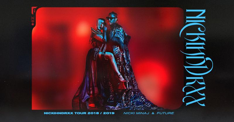 nicki minaj and future concert 2018
