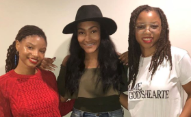 Chloe x Halle with Persia