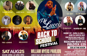 Back to School Festival 2018