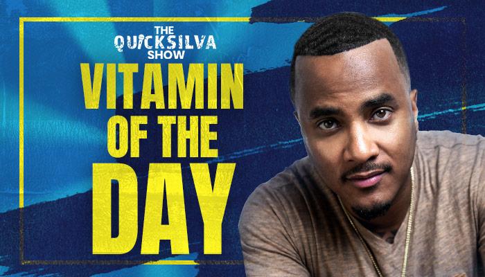 quicksilva's vitamin of the day