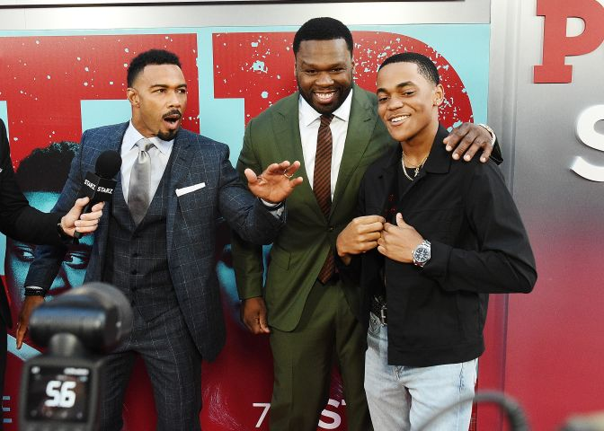 Rotimi Shares What's Next For Dre on Power - VH1 News