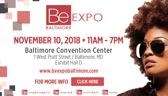 be expo baltimore dl