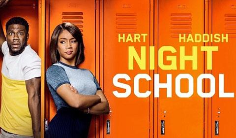 2018 Night School Movie