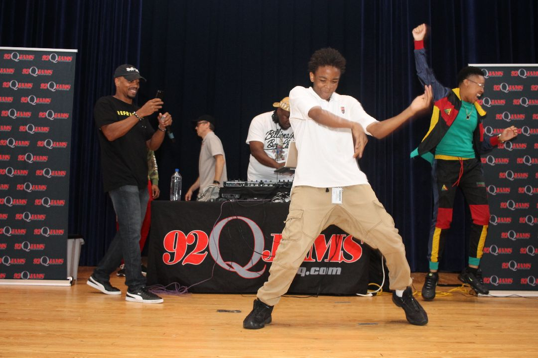 92Q Back to School Tour 2