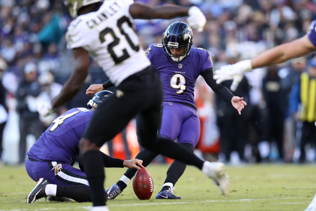 New Orleans Saints v Baltimore Ravens