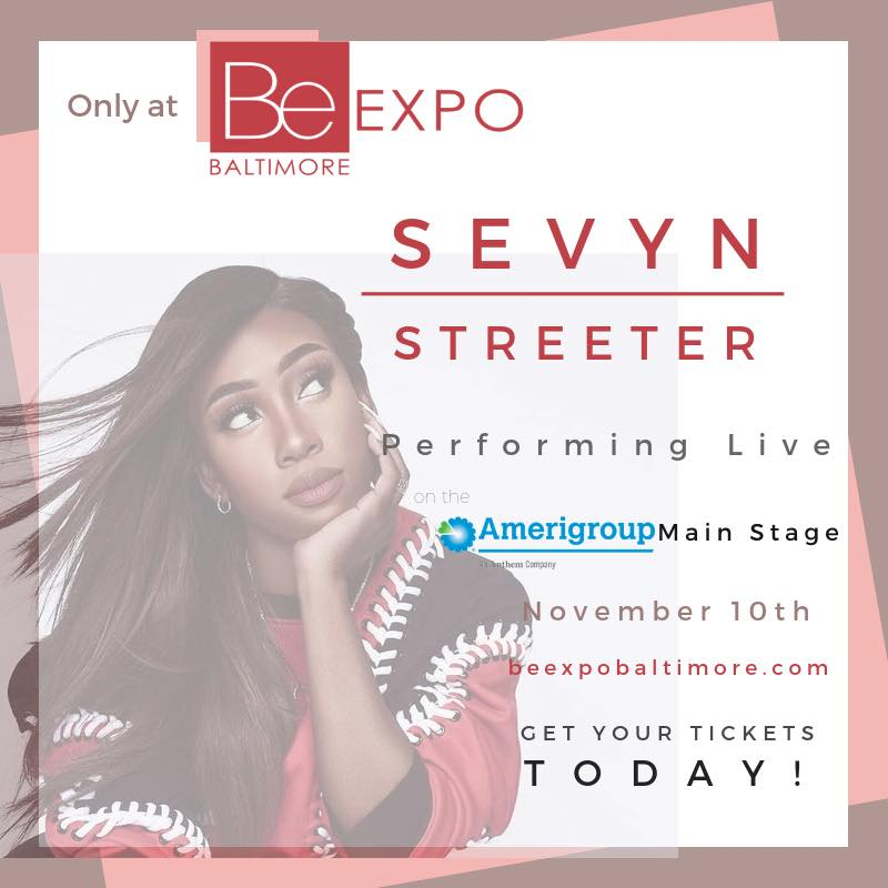 BE expo social media graphics