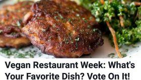 Vegan Restaurant Week 2019