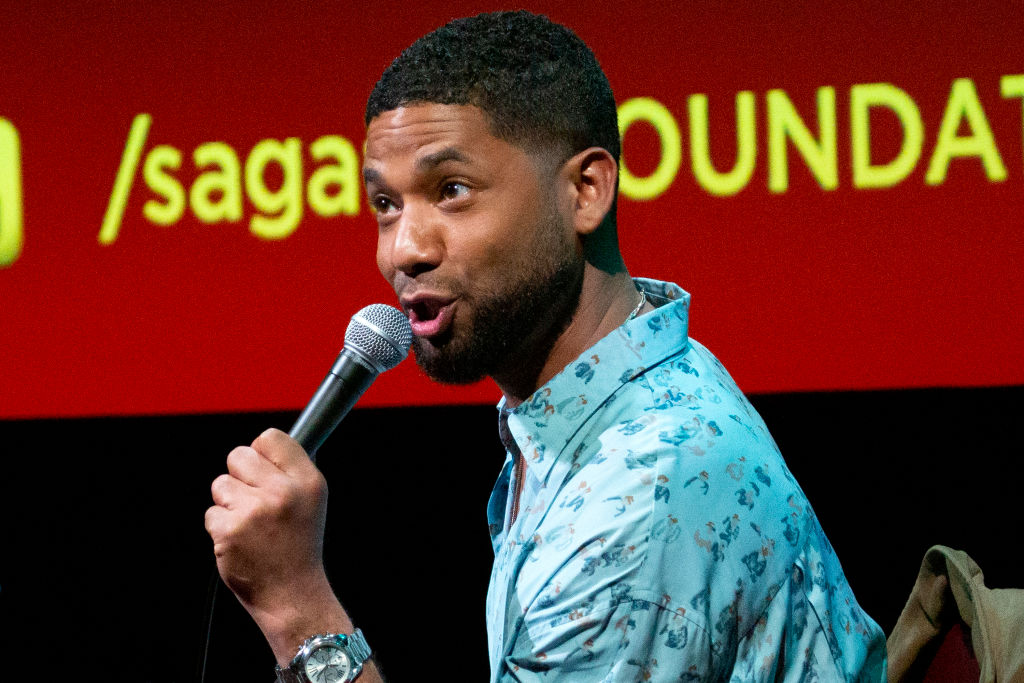 SAG-AFTRA Foundation Conversations: 'Empire' With Jussie Smollett