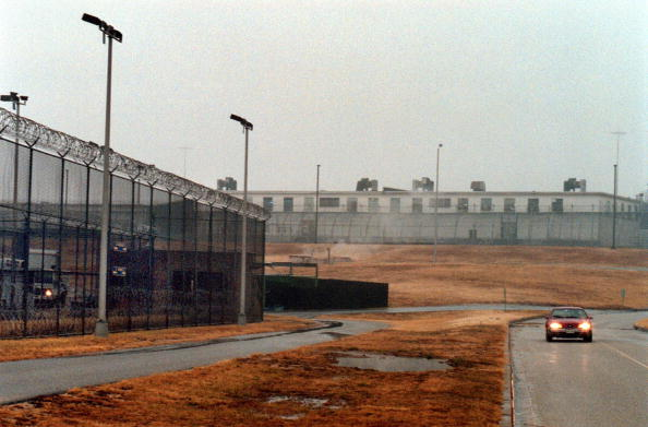 SLUG-AA/PRISON--DATE-1/30/2001--LOCATION-Maryland Correction