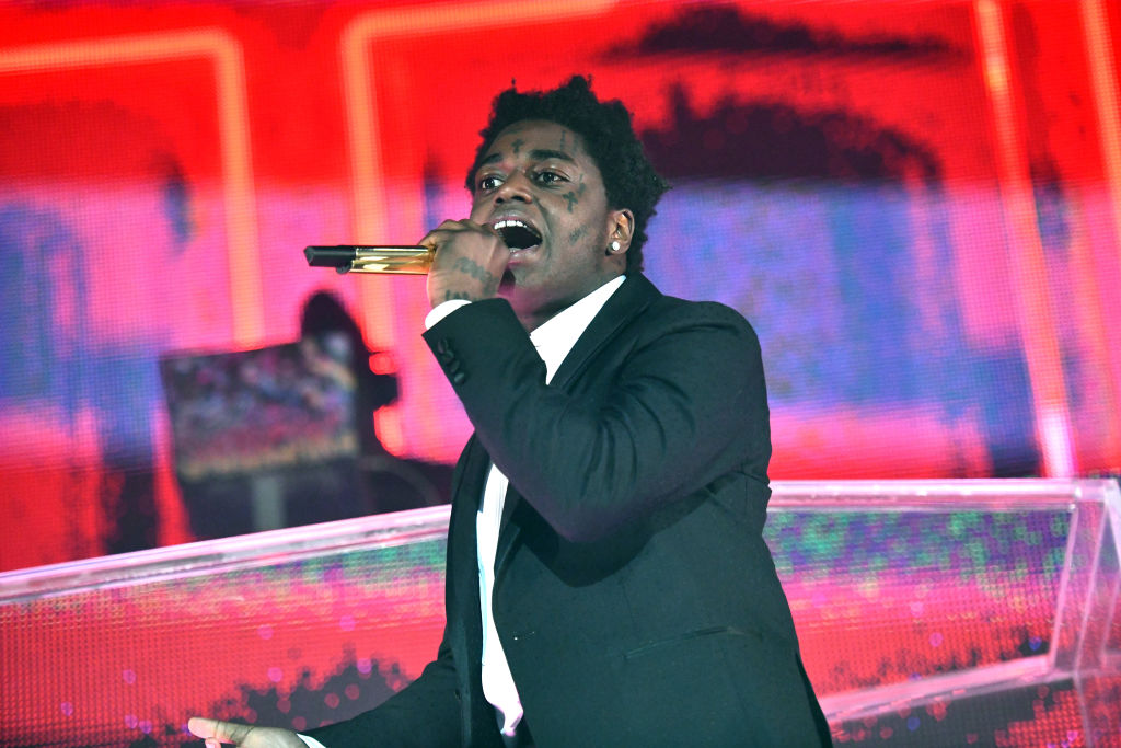 Rapper Kodak Black arrested with gun, weed at USA border