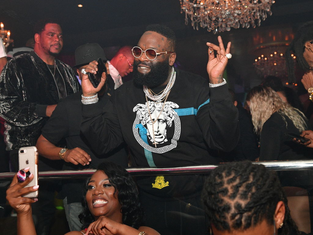 Rick Ross Hosts Compound