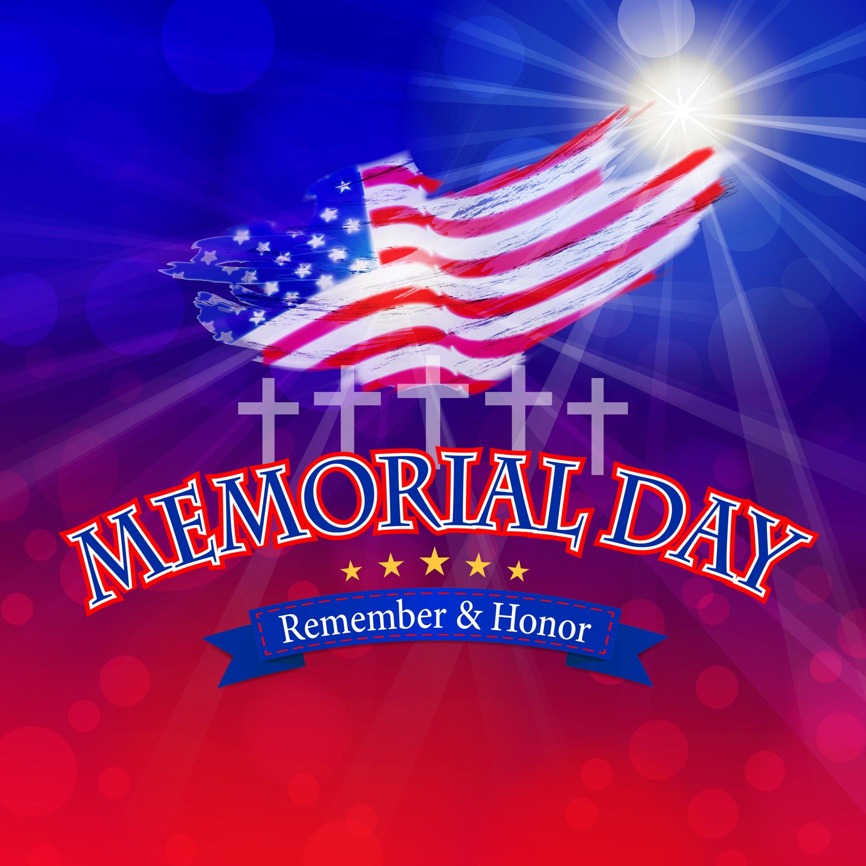 Remember & Honor Memorial Day