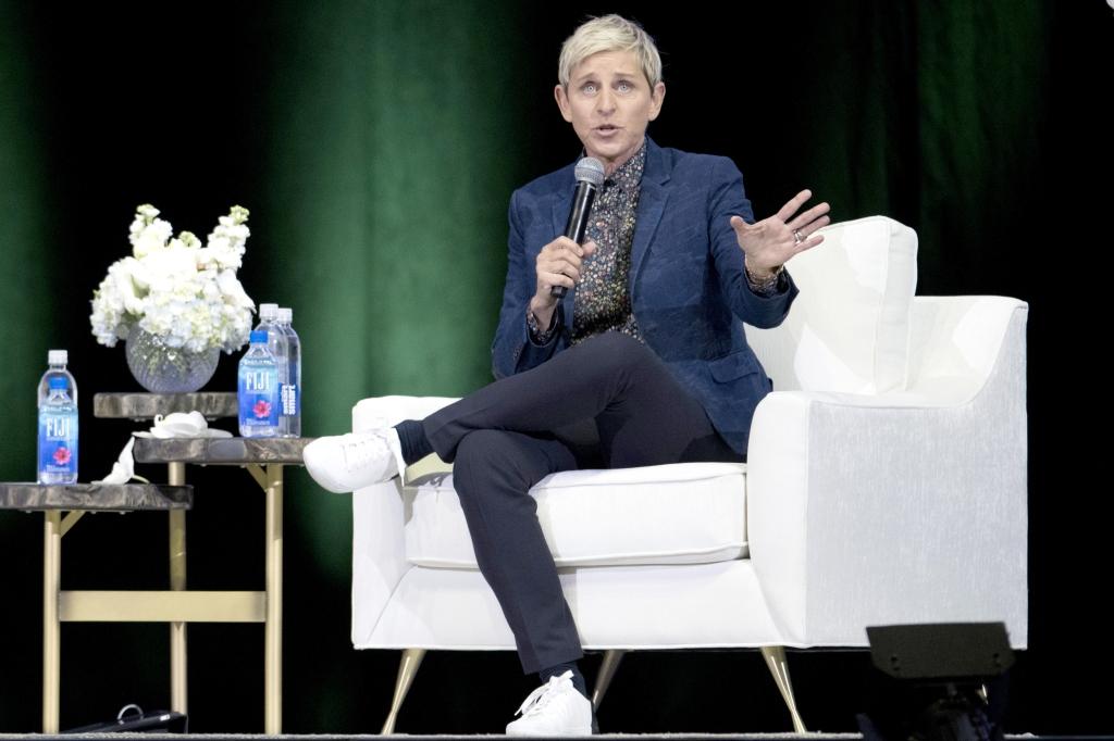 'An Evening with Ellen DeGeneres' in Calgary