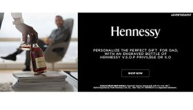 HENNESSY FATHER'S DAY GENERIC 700X400