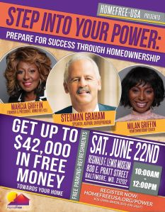 Step Into Your Power - HomeFree USA