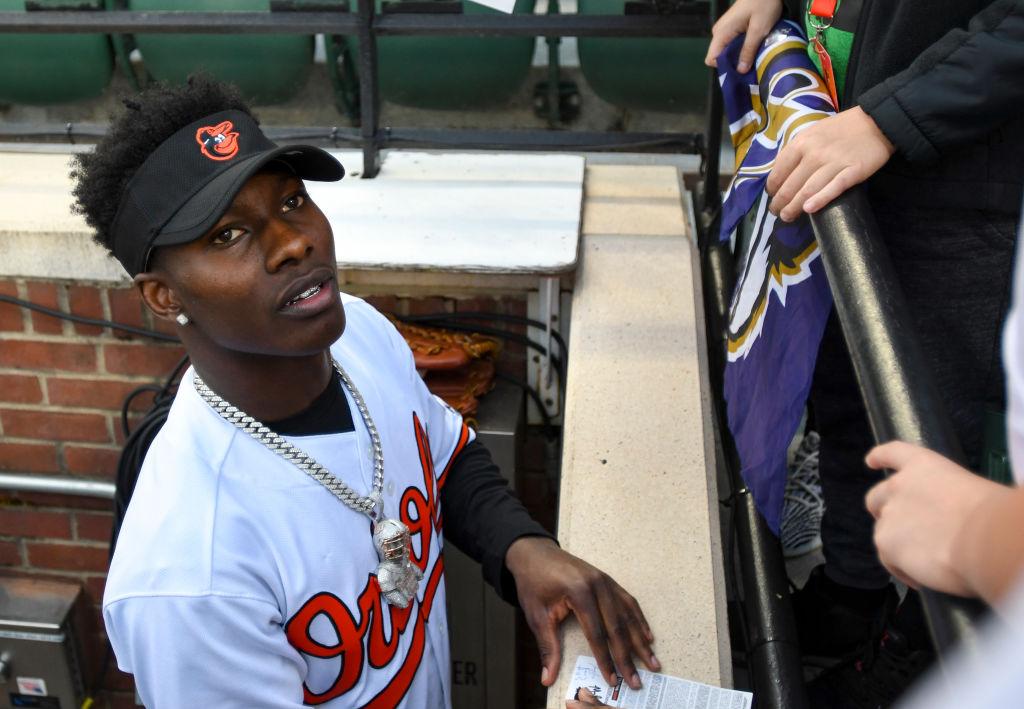 MLB: MAY 06 Red Sox at Orioles