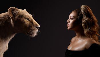 The Lion King, Beyonce,