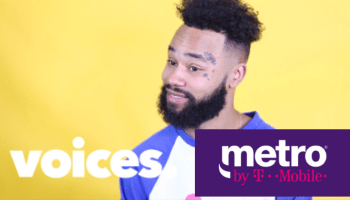 Chaz French Voices Metro by T-Mobile