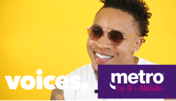 Rotimi Voices Metro by T-Mobile
