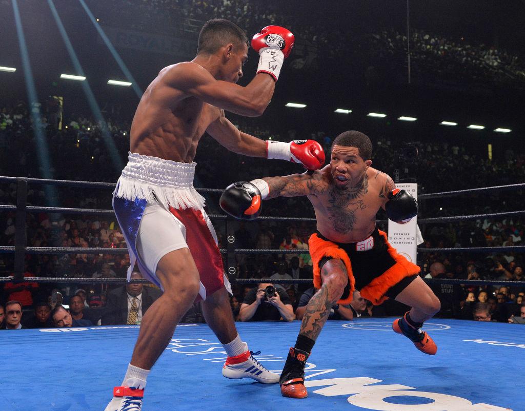 Gervonta Davis has dream return to Baltimore, retains world title by TKO
