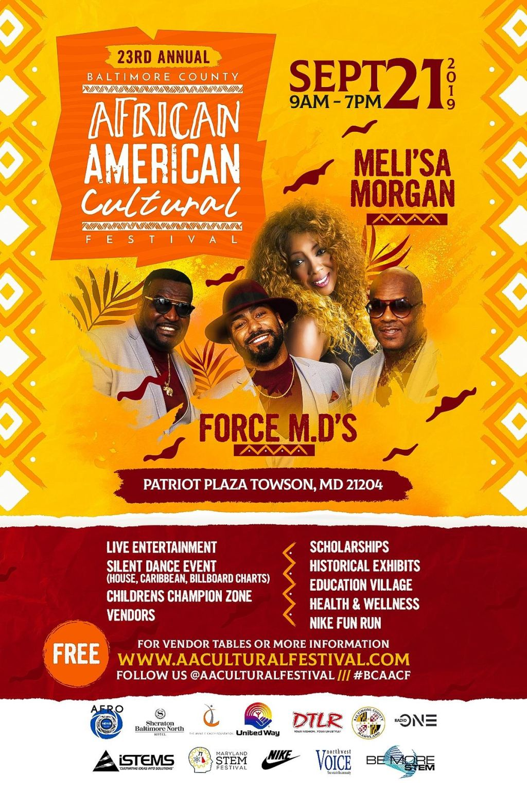Baltimore County African-American Cultural Festival