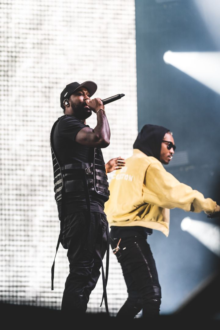 Meek Mill & Future - The Legendary Nights Tour