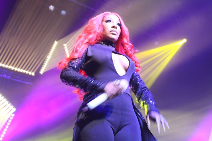 K. Michelle's Over Some D*** Tour