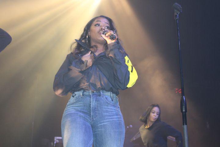 K. Michelle's Over Some D*** Tour