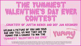 Yummiest Valentine's Day Ever Contest