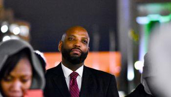 Kobe Bryant Baltimore Vigil