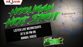 Hooligan Hotspot