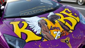 Tributes To Kobe Bryant