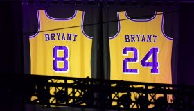 BASKET-NBA-BRYANT-MEMORIAL