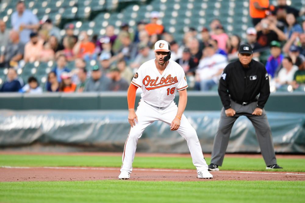 Trey Mancini   Baltimore Orioles