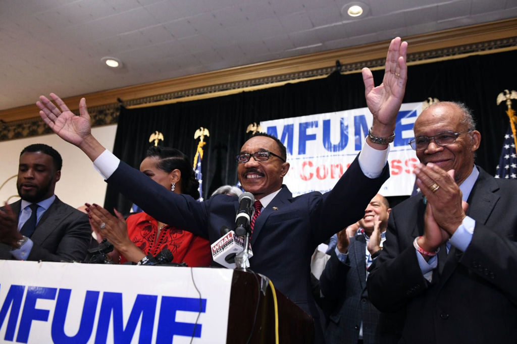 Mail in, drop off or come inside: Voters in Maryland choose successor to late Rep. Elijah Cummings