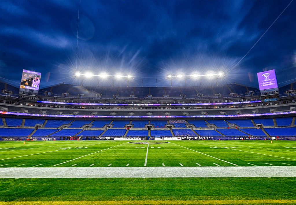 NFL: JAN 11 AFC Divisional Playoff - Titans at Ravens