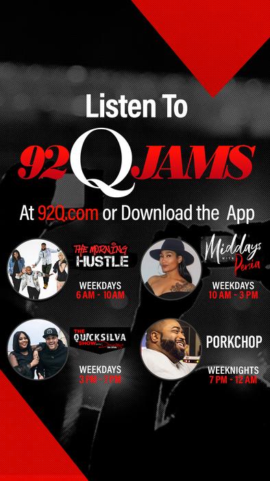 92Q Show Schedule