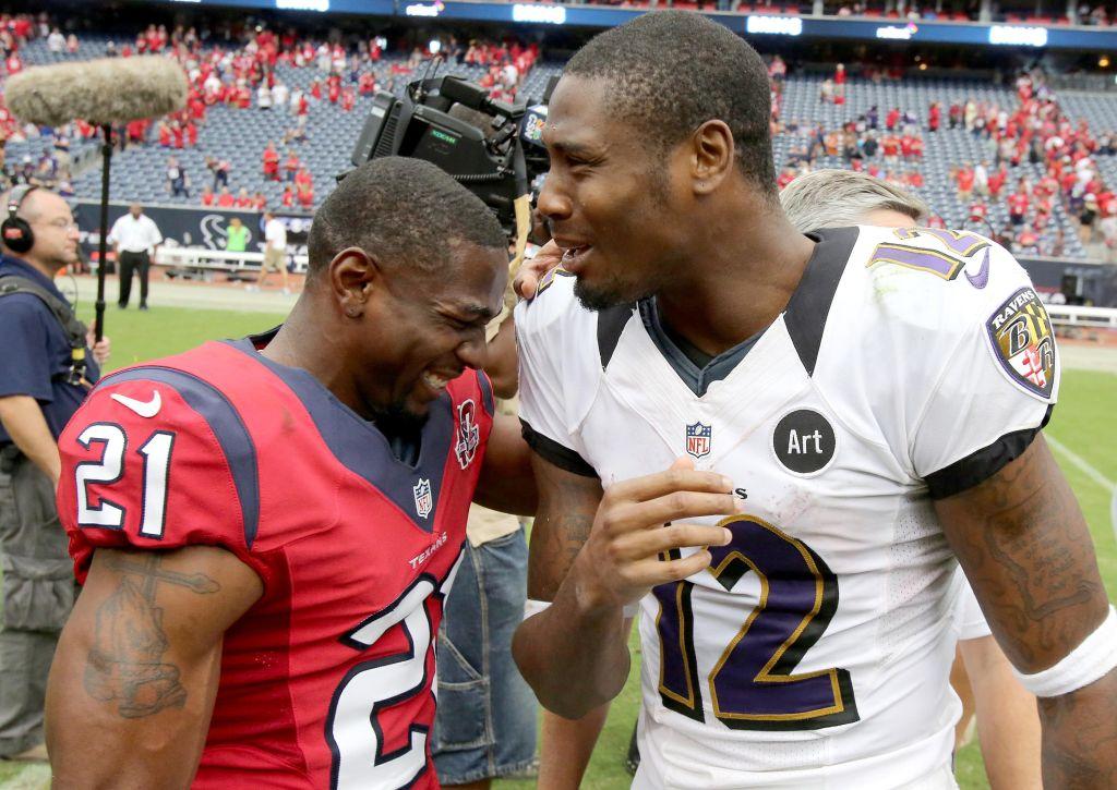 Baltimore Ravens v Houston Texans