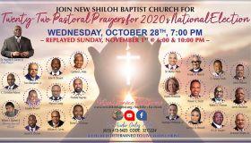 New Shiloh Baptist Church 22 Pastoral Prayers 2020